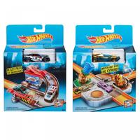 """Hot Wheels Игровой набор """"Приключения в большом городе"""" (2 вида)"""