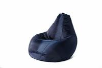 Кресло мешок груша L Oksford Black